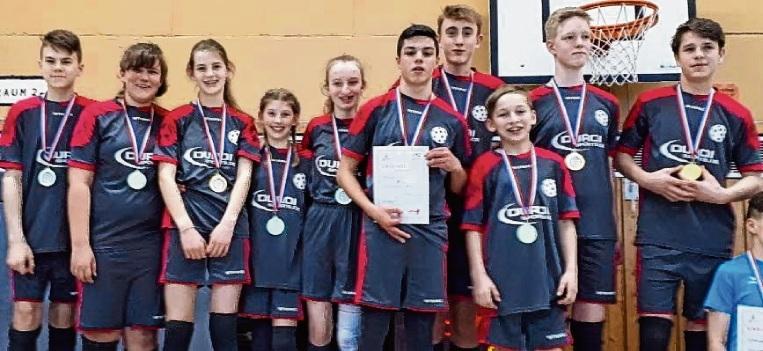 WBS Floorballmanschaft